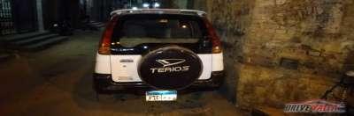 دايهاتسو تيريوس مستعملة للبيع فى مصر 2000