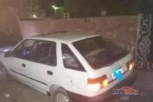 هيونداي اكسيل  مستعملة للبيع فى مصر 1996