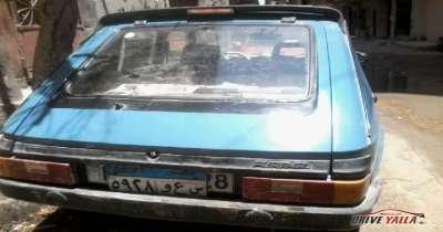 سيارة 127 فيورا موديل 86