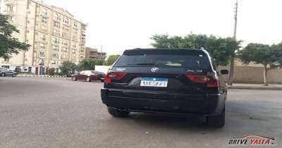 بي ام دبليو x3   مستعملة للبيع فى مصر 2007
