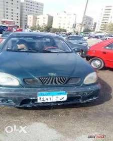 دايو لانوس 2  مستعملة للبيع فى مصر 2000