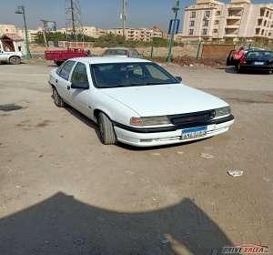 أوبل فيكترا مستعملة للبيع فى مصر 1995
