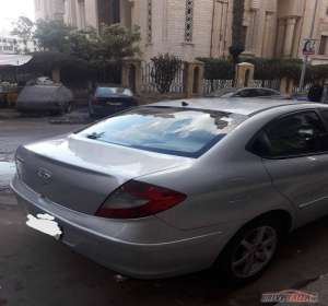 اسبرانزا m11  مستعملة للبيع فى مصر موديل ٢٠١٠