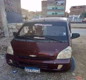 شيفرولية n300 مستعملة للبيع فى مصر 2013