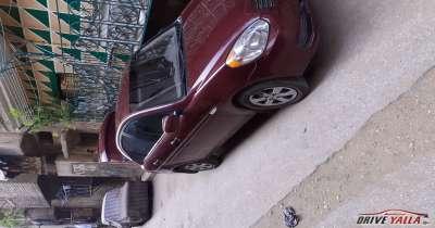 هيونداي اكسنت  مستعملة للبيع فى مصر 2010
