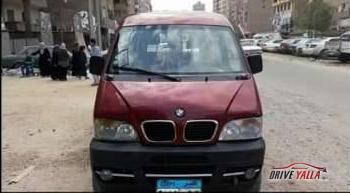 سوزوكى فان مستعملة للبيع فى مصر 2012