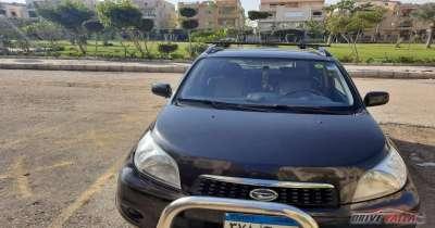 دايهاتسو تيريوس مستعملة للبيع فى مصر 2012