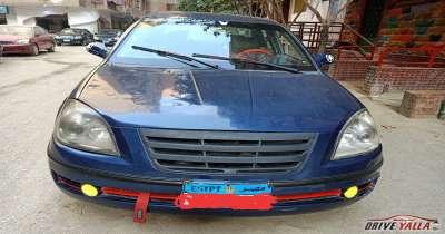 اسبرانزا A516  مستعملة للبيع فى مصر 2008