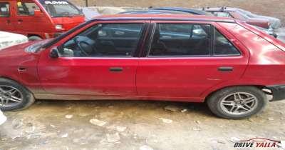 سكودا فيليشيا  مستعملة للبيع فى مصر  1995