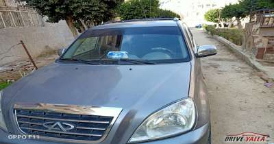 شيرى تيجو مستعملة للبيع فى مصر ٢٠١٠