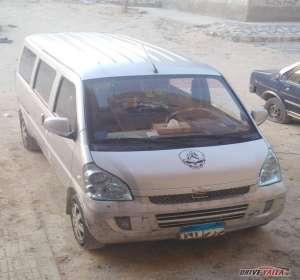سيارة  شيفروليه N398 مستعملة للبيع فى مصر بالتقسيط  2016
