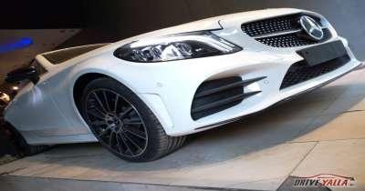 Mercedes C 180 Cabriolet Face Lift