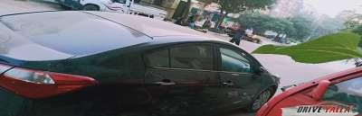 كيا سيراتو مستعملة للبيع فى مصر بالتقسيط ٢٠١٦