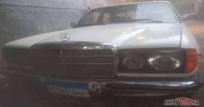 مرسيدس بنز مستعملة للبيع فى مصر  موديل 78