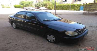 دايو لانوس مستعملة للبيع فى مصر 2003