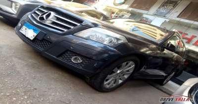 Mercedes GLK 300 Model 2010
