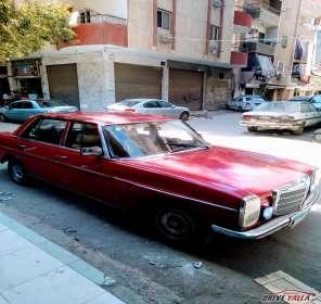 مرسيدس 230 مستعملة للبيع فى مصر 1976