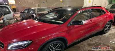 Mercedes Benz gla 200 مستعملة للبيع فى مصر بالتقسيط   2015