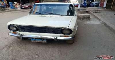 سيارة فيات 124  مستعملة للبيع فى مصر 1972