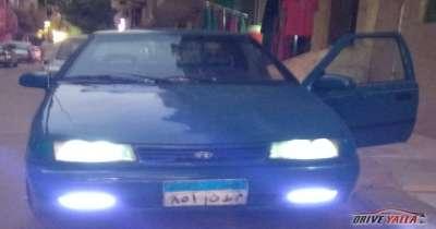 هيونداى اكسيل مستعملة للبيع فى  مصر 1995