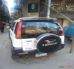 دايهاتسوا  تيريوس  مستعملة للبيع فى مصر 2000