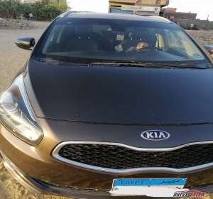 كيا كارينز مستعملة للبيع فى مصر بالتقسيط  2014