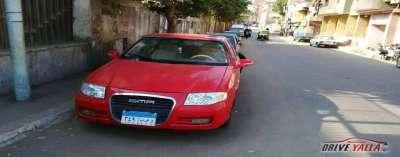 جيلى بانديدو مستعملة للبيع فى مصر 2007