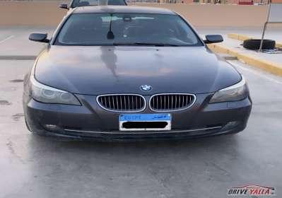 BMW 525i 2010 used 105000 Km