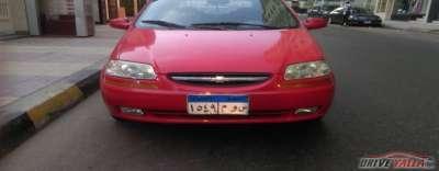 سيارة شيفورليه افيو موديل 2005