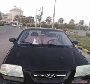 شيفرولية اتوس مستعملة للبيع فى مصر  ٢٠٠٨