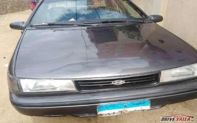 هيونداي اكسيل مستعملة للبيع فى مصر 1998