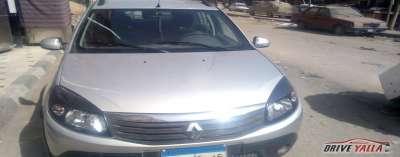 رينو سانديرو مستعملة للبيع فى مصر 2013
