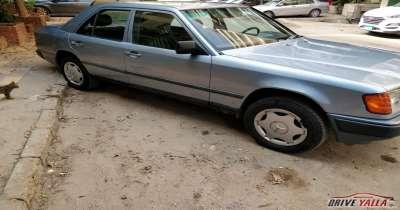 مرسيدس  Benz 200  مستعملة للبيع فى مصر  ١٩٨٦