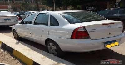 اوبل كورسا   مستعملة للبيع فى مصر ٢٠٠٤