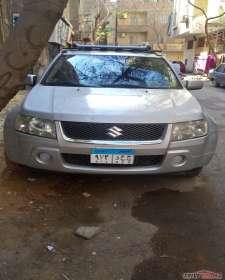 سوزوكى جراند مستعملة للبيع فى مصر 2006
