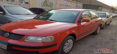 فولكس باسات  مستعملة للبيع فى مصر  مانيوال 1998