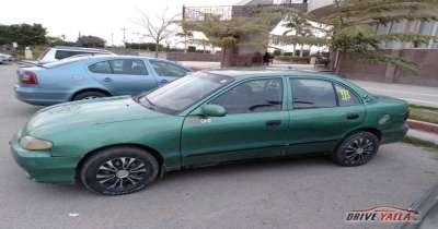 سيارة هيونداي اكسنت موديل 1999 - 1500 cc انجيكشن باور وتكييف