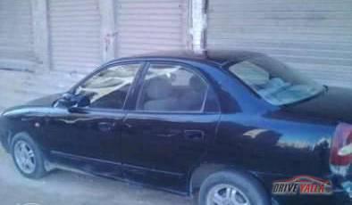 دايو نوبيرا  مستعملة للبيع فى مصر ٢٠٠١