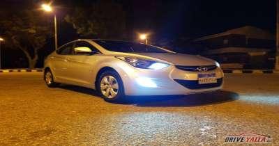 للبيع سيارة هيونداى ألنترا 2012