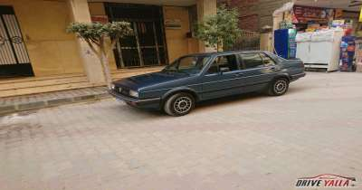 فولكس جيتا مستعملة للبيع فى مصر 1986