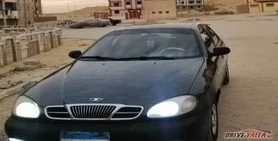 دايو لانوس ١ مستعملة للبيع فى مصر 2000