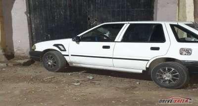 هيزاندى اكسيل مستعملة للبيع فى مصر 1996