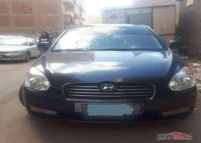 هيونداى اكسنت  مستعملة للبيع فى مصر 2011