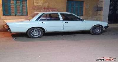 للبيع سياره بيجو ٥٠٥