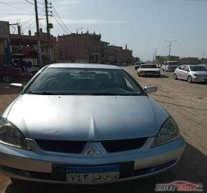 متسوبيشى لانسر مستعملة للبيع فى مصر 2009