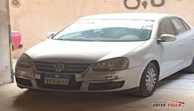 فولكس جيتا مستعملة للبيع فى مصر  2006