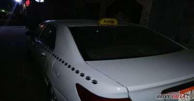 تاكسي بي وي دي  مستعملة للبيع فى مصر 2012