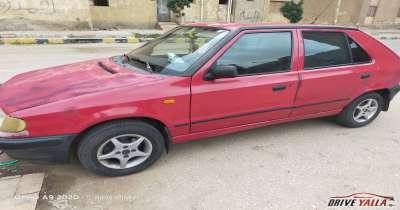 سكودا فليشيا 95 مستعملة للبيع فى مصر 1995