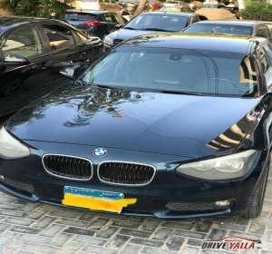 بى أم دبليو  116 i مستملة للبيع فى مصر 2012