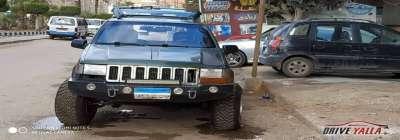 جراند شيروكي مستعملة للبيع فى مصر  1998